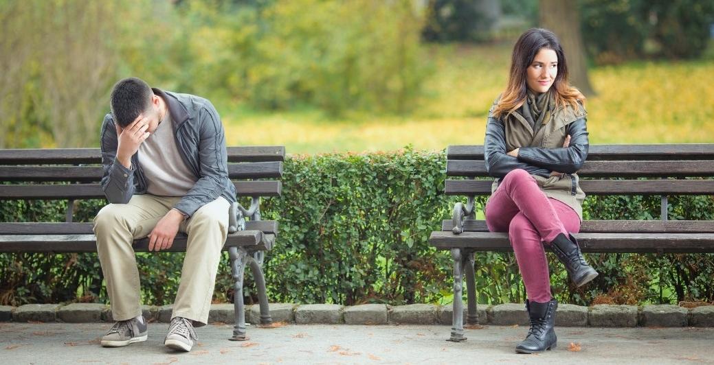 Пауза в отношениях с девушкой