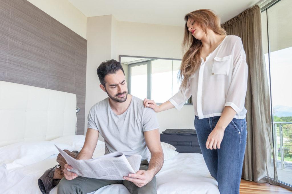 Бывшая жена хочет вернуться к мужу
