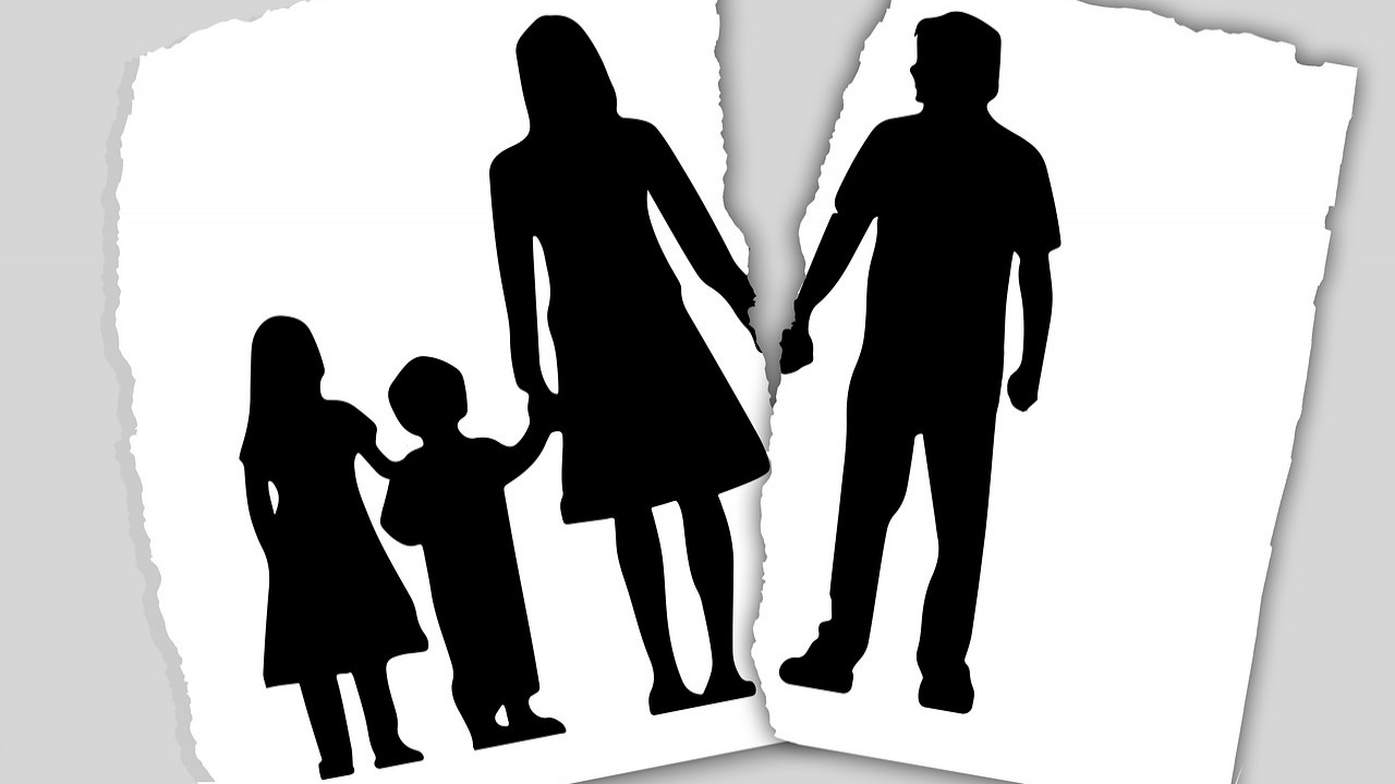 Жена ушла с ребенком после развода