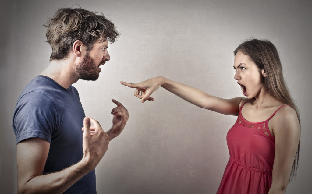 10 причин ссор и конфликтов в семье