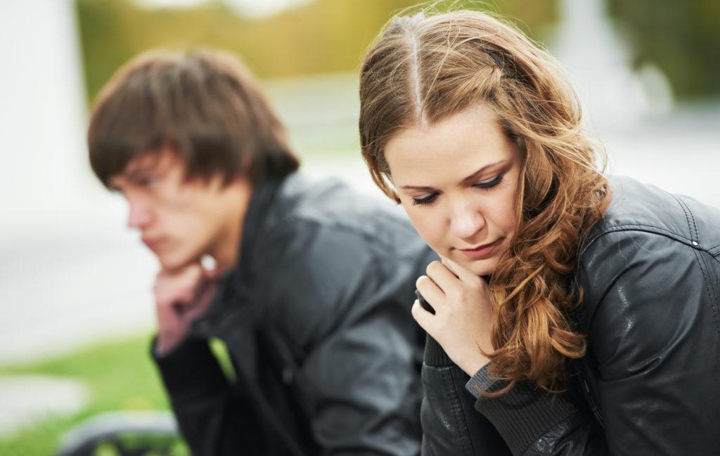 Ошибки мужчин и девушек при расставании