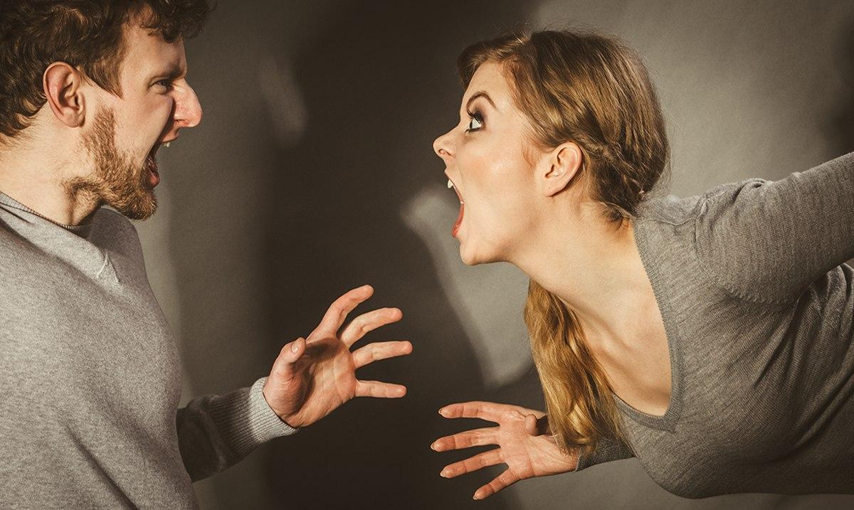 Как перестать ругаться с женой
