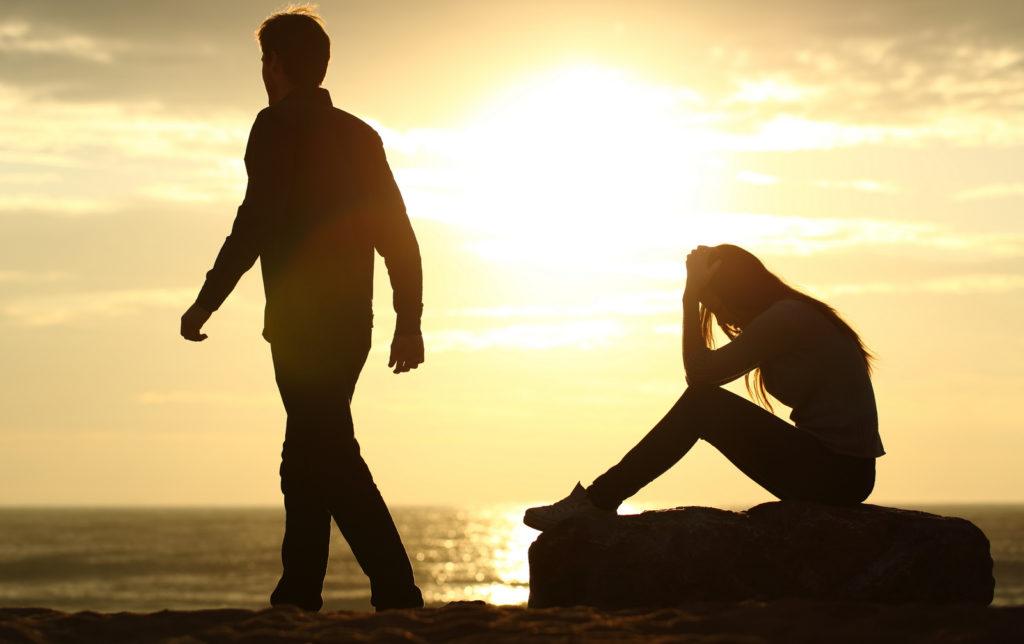 Парень или девушка предложил расстаться друзьями, что делать