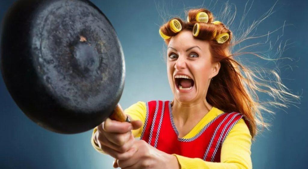 Злая жена: причины и последствия