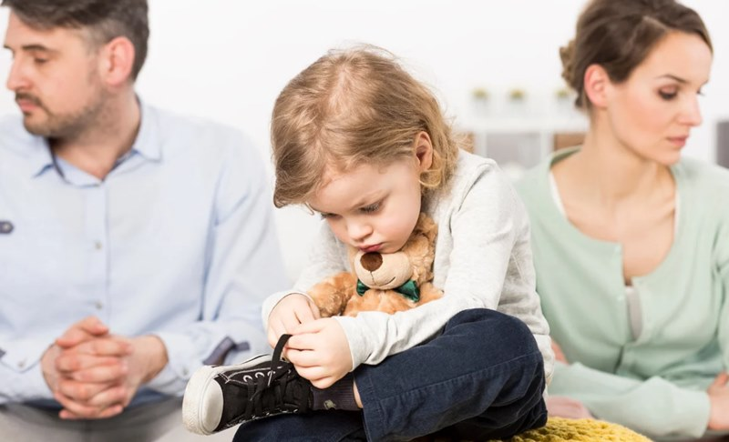 Ссоры родителей и дети
