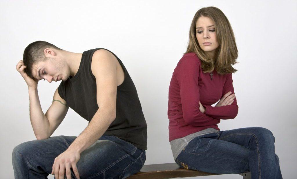 Причины, по которым девушки бросают парней