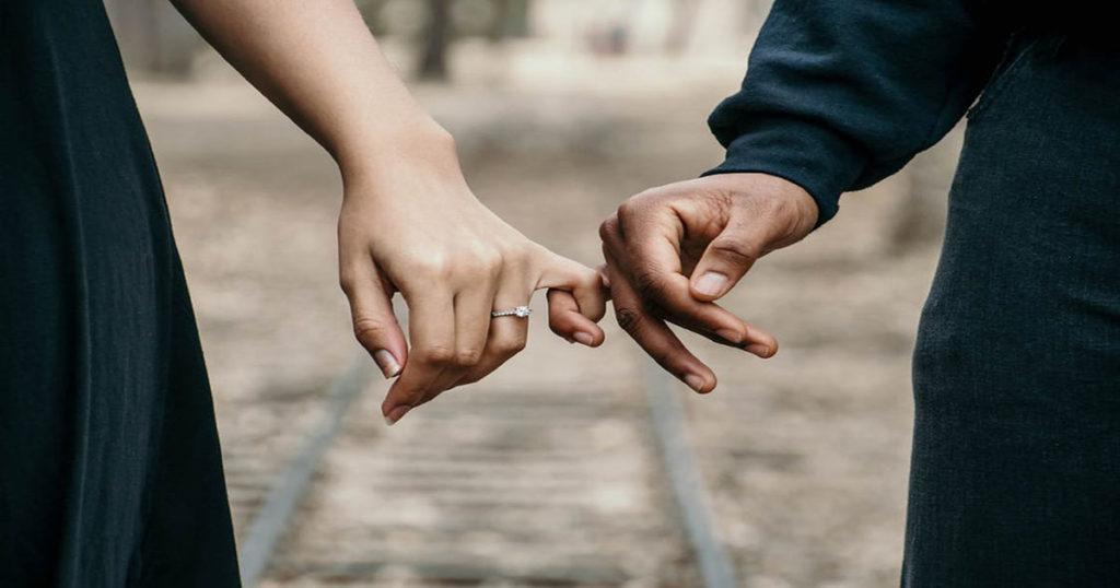 муж и жена простили друг друга