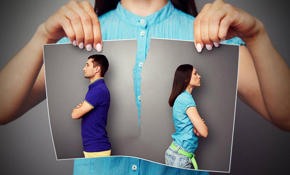 девушка разрушает отношения